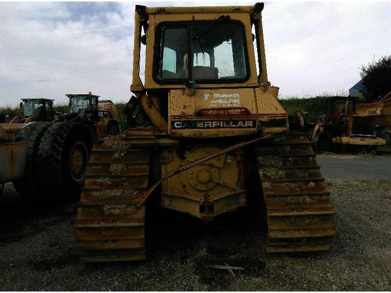 Bulldozer CATERPILLAR D5H - Codimatra<br />