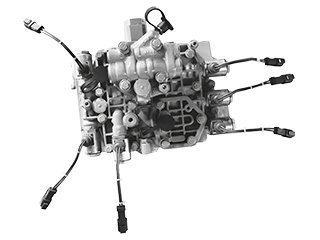 Distributeur de boîte de vitesses pour CATERPILLAR 963C