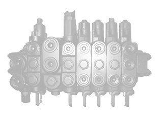 Distributeur hydraulique pour KOMATSU PC290-6
