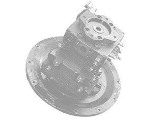 Pompe hydraulique d'avancement pour CATERPILLAR 953