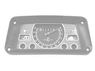 Tableau de bord pour VOLVO EC290