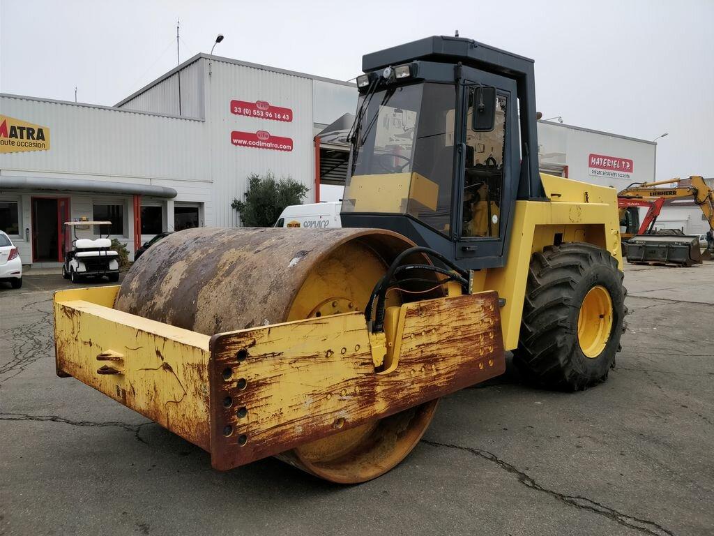 Compacteur mixte BOMAG BW219D2