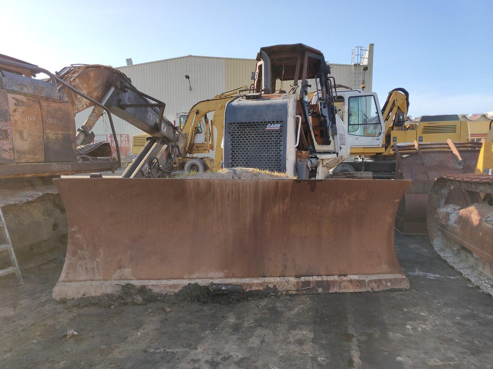 Bulldozer CASE 1150M