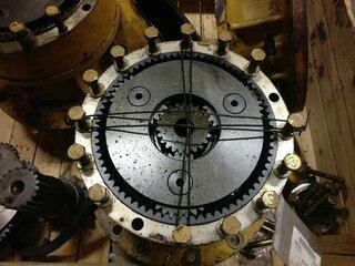 Réducteur de rotation pour CATERPILLAR 320B