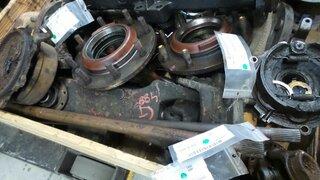 Réducteur de roue pour CASE 488P