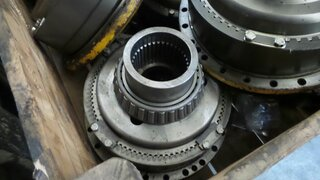 Réducteur de roue pour BELL B25B