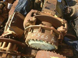 Réducteur de roue pour TEREX 2366