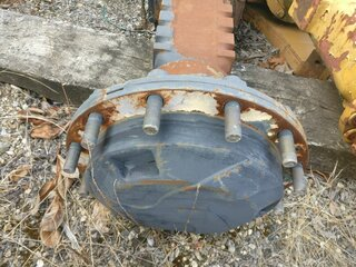 Réducteur de roue pour BOMAG BW219DH3