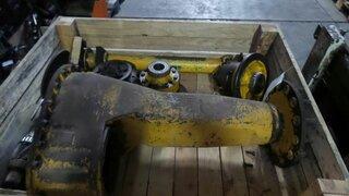 Arbre de roue pour JCB 425