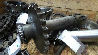 Arbre de roue pour OK F106