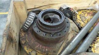 Moyeu de roue pour HANOMAG 44C