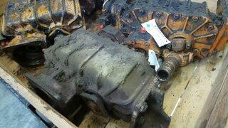 Boîte de vitesses pour CASE 688P