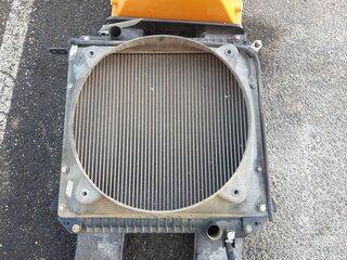 Radiateur eau pour CATERPILLAR 906