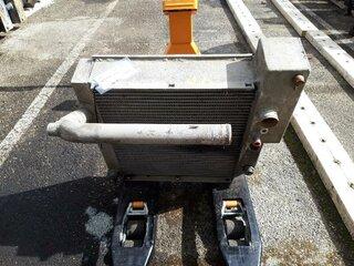 Radiateur eau pour LIEBHERR R312