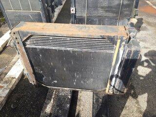 Radiateur eau pour LIEBHERR PR722