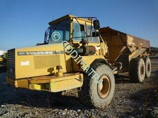 Cabine complète pour VOLVO A25B