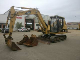 Structure cabine pour CATERPILLAR 307B