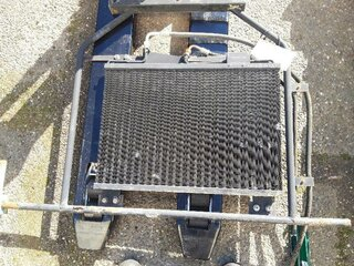 Radiateur de climatisation pour LIEBHERR R954B
