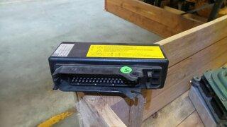 Boîtier électronique pour VOLVO A25C