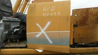 Porte de compartiment pour CASE CX210