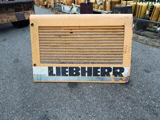 Porte de compartiment pour LIEBHERR R964B