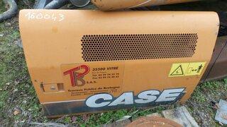 Porte de compartiment pour CASE CX210B