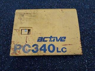 Porte de compartiment pour KOMATSU PC340-6