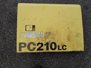 Porte de compartiment pour KOMATSU PC210-6