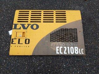 Porte de compartiment pour VOLVO EC210B
