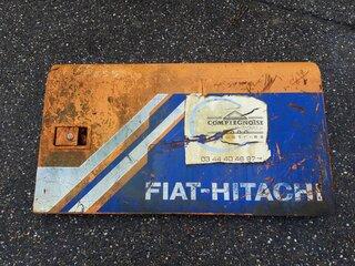 Porte de compartiment pour FIAT HITACHI FH200-3