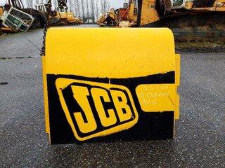 Porte de compartiment pour JCB JS210LC