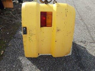 Porte de compartiment pour NEW HOLLAND MH3.6