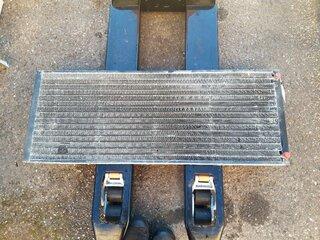 Radiateur de climatisation pour CATERPILLAR 771D