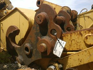 Attache rapide pour CATERPILLAR 317