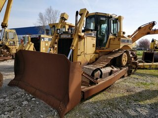 Lame de bulldozer pour CATERPILLAR D6RXL