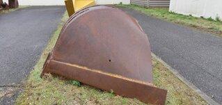 Godet trapèze pour CASE 1188