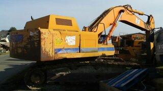 Train de chaîne pour FIAT HITACHI FH220