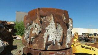 Roue de compacteur à déchets pour CATERPILLAR 826G