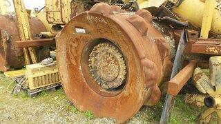 Roue de compacteur à déchets pour CATERPILLAR 826C