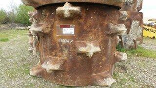 Roue de compacteur à déchets pour CATERPILLAR 816F