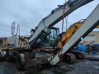Distributeur hydraulique pour TEREX TM230