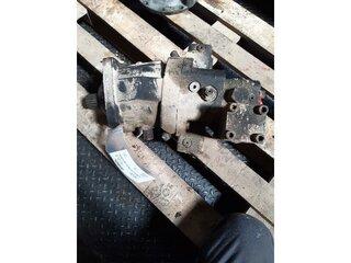 Moteur hydraulique d'avancement pour KOMATSU PW140-7