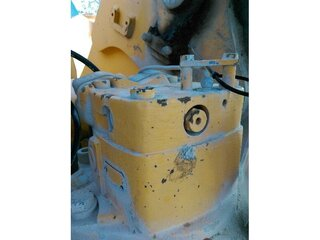 Moteur hydraulique de rotation pour LIEBHERR R964BHD