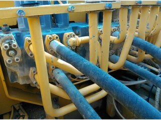 Distributeur hydraulique pour LIEBHERR R964BHD