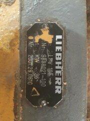 Pompe hydraulique principale pour LIEBHERR R954BHD
