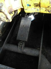 Protection de cabine pour KOMATSU PC26MR-3