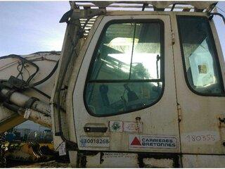 Porte de cabine pour LIEBHERR R954CSHD
