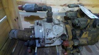 Pompe hydraulique principale pour LIEBHERR PR712