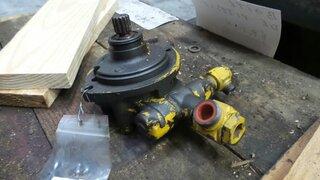 Pompe hydraulique de direction pour FAUN F85