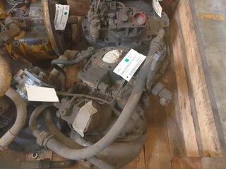Pompe hydraulique principale pour RICHIER H45